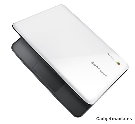 """Samsung lanza en Europa los primeros """"Chromebook"""""""