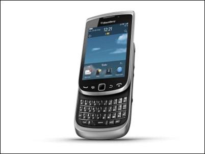 BlackBerry 9810Torch