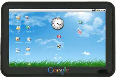 Google-Tablet-Device