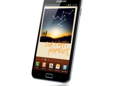 Samsung Galaxy Note a fondo
