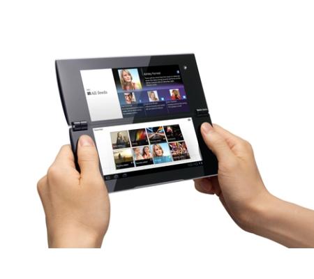 Sony Tablet P llega a España