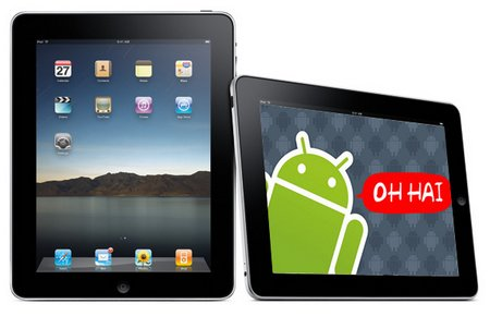 Android-Tablet-vs-iPad