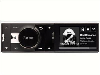 """Parrot lanza un kit de desarrollo para """"Asteroid"""", la primera autoradio Android"""