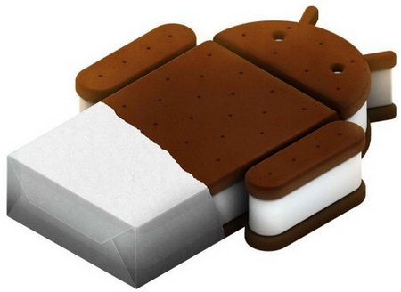 Una simple foto desbloquea los dispositivos con Ice Cream Sandwich