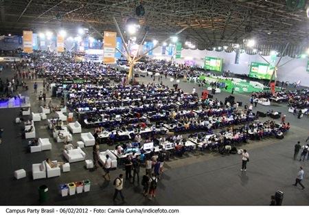 Arena 2 CP Brasil 2012