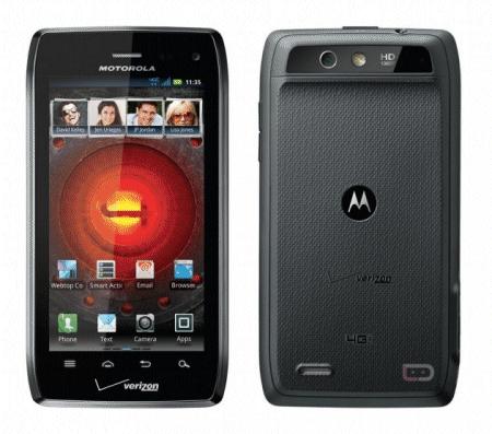 DROID 4, versión LTE del popular móvil de Motorola