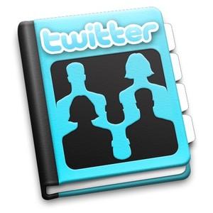 twitter contactos