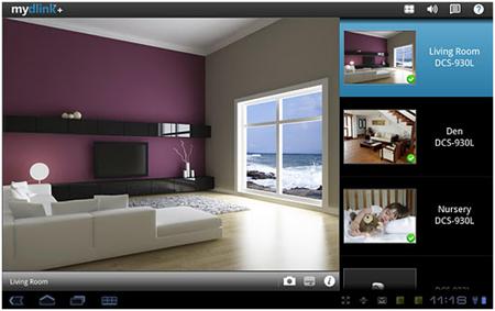 Videovigilancia desde el iPad
