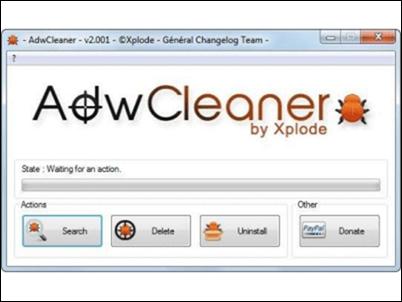 """Actualización de AdwCleaner, elimina el """"spyware"""" de tu ordenador"""