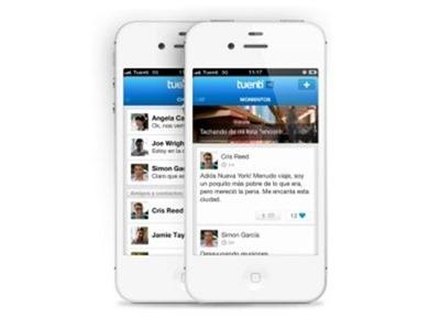 Tuenti Social Messenger incorpora un chat de grupo para Android