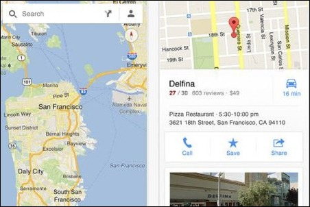 10 millones de descargas de Google Maps para iOS