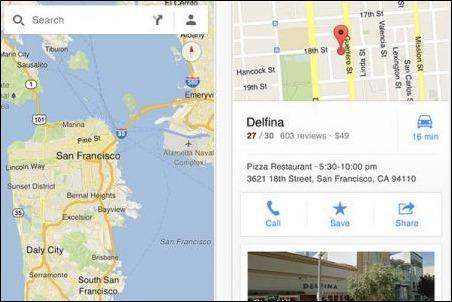 10 millones de descargas de Google Maps para iOS