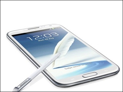 GALAXY Note II Product Image (4)