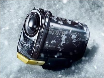 Sony Action Cam Full HD- AS15-03