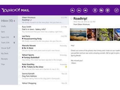 Yahoo Mail! también tendra correo encriptado