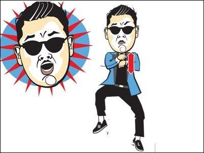 """El Gangnam Style """"rompe"""" el contador de YouTube"""