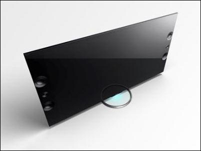 """CES 2013: TV Sony 4x con pantallas de 65 y 55"""""""