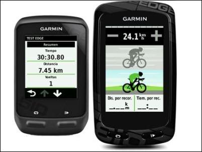 navegadores GPS-Ciclismo-garmin