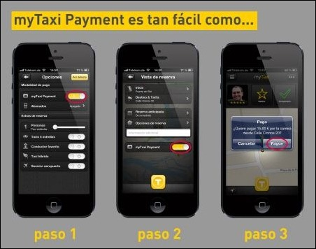 mytaxi-payment