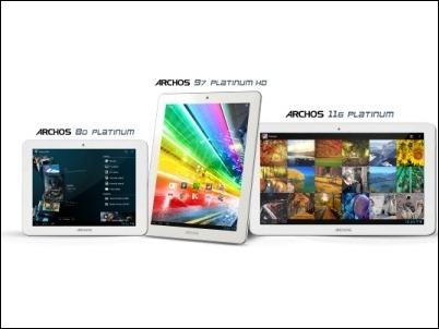 ARCHOS-tablets-platinum
