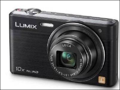 Panasonic Lumix SZ9