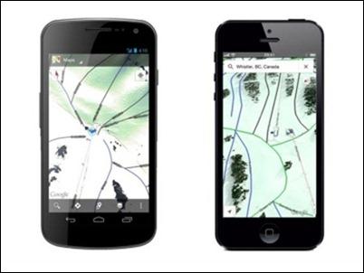 google-maps-ios-esqui-eeuu