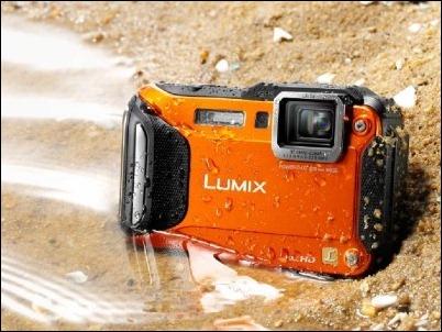 Panasonic.Lumix FT5