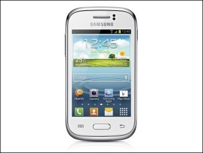 Samsung GALAXY Young SS-02