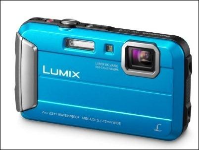 Panasonic Lumix FT25