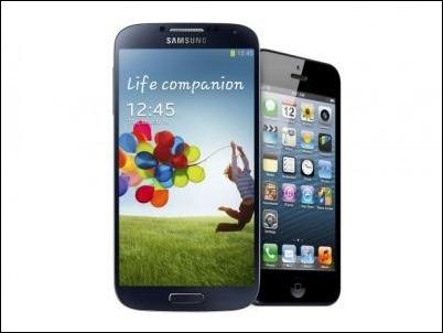 samsung-galaxy4-iPhone5