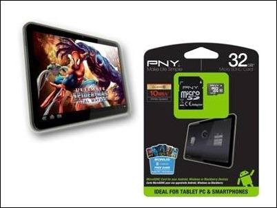PNY-MicroSDHC-Android