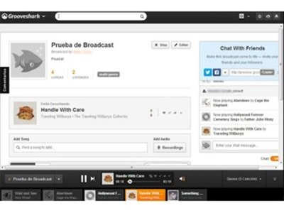 """""""Broadcast"""", una herramienta para crear tu propia radio online"""