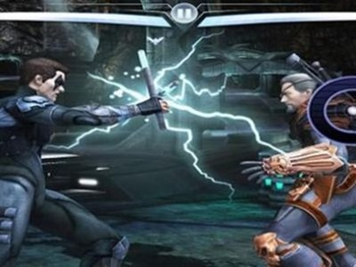 Injustice-Gods Amon-Us