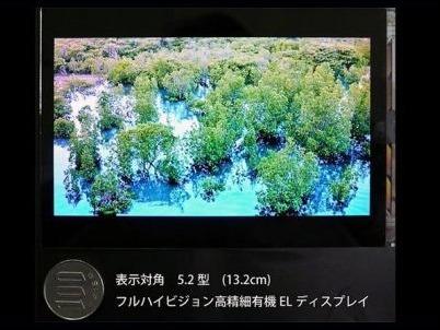 oled- Japan Display