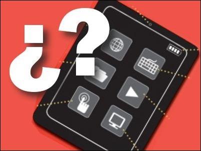 ¿Para qué usamos las tablets?