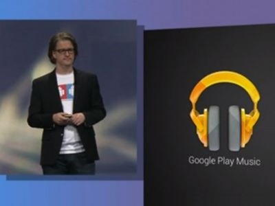 Google I/O: Google Play Music ¿alternativa a Spotify?