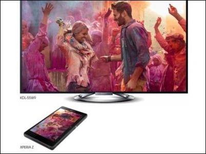 TV-Sony-XperiaZ
