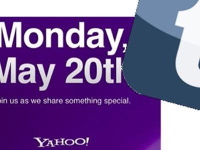 Yahoo compra Tumblr por 1.100 millones de dólares
