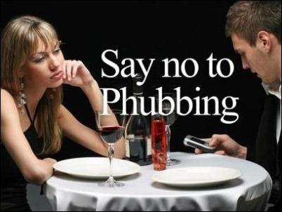 """""""Phubbing"""", ¿Insociables, maleducados o simplemente adictos?"""