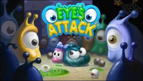 eyes-attack