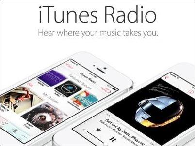 Llega iTunes Radio con 200 emisoras
