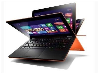 El ultrabook Yoga 13 de Lenovo sorprende por su rendimiento