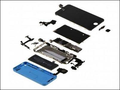 iphone5-componentes