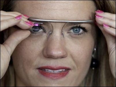mujer-google-glass