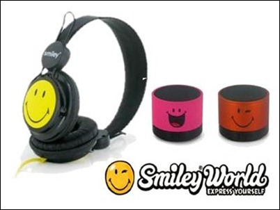 smiley-auriculares