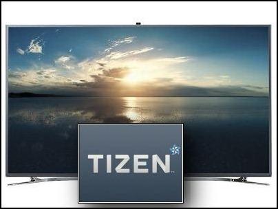 TV Samsung Tizen