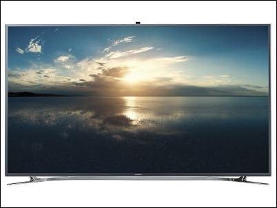[IFA 2013]Samsung UHD F9000 Series TV, resolución 4k con panel LED