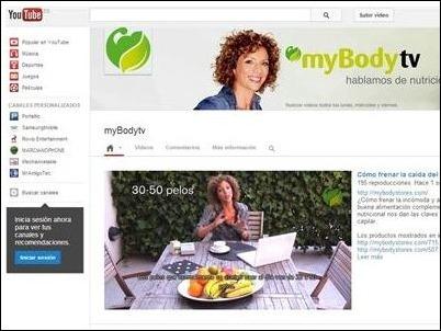 youtube-mybody-tv