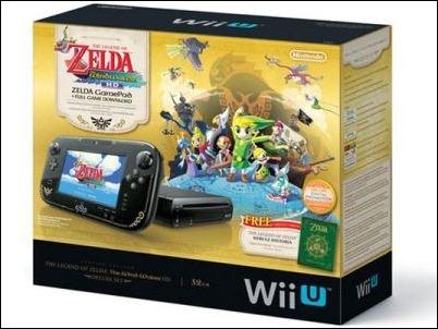 La llegada de Zelda y la rebaja en el precio disparan las ventas de la Wii U