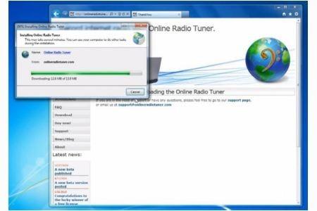 Online Radio Tuner: Sintoniza y graba cualquier emisión de radio online en tu PC